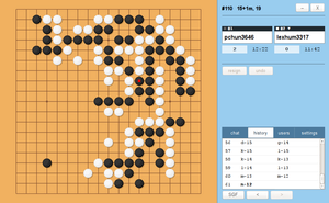 PlayOK - Play Go Online Free, Weiqi Online